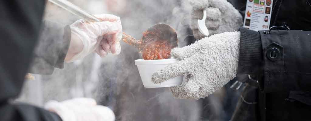 the annual chilli willy cookoff in harmony square brantford
