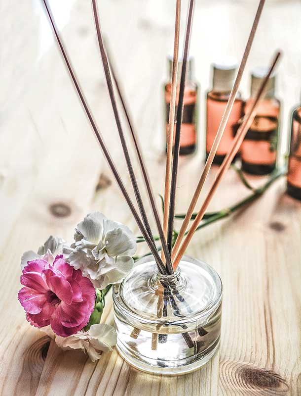 essential oils room scents